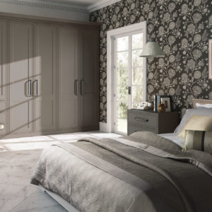 Tullymore Matt Stone Grey